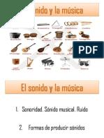 El Sonido y La Música Arte