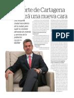 El norte de Cartagena tendrá una nueva cara