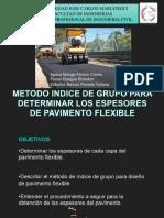 02. Metodo Indice de Grupo