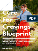 Cure for Cravings Blueprint 1