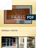 HOTEL AMÉRICA PPT