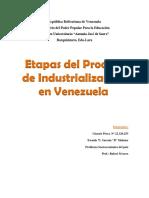 etapas de industrializacion en venezuela Genesis Perez.docx