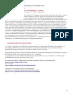 Manipulations Du Climat Synthese de Liens Dp Au 27 Dec 2015