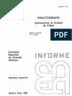 fractografía