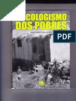 MARTINEZ ALIER EcologismoDosPobres