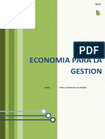 Crisis Economica Española