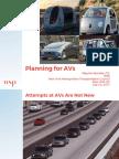 Planning for autonomous vehicles