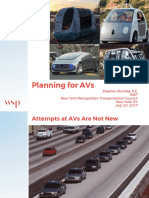Planning for autonomous vehicles