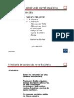 Artigo BNDES a Industria Naval Brasileira