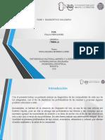 Fase 1 Diagnostico Solidario Italia