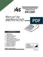 Samsung ER-230F - Controlador Fiscal
