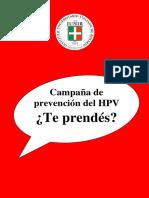 Prevención HPV