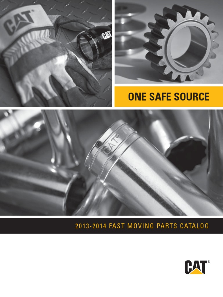 Cat One Safe Source Parts Catalog 2014pdf Battery Electricity Deere 1010 Diagram In Addition John Dozer Track Charger