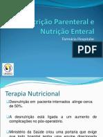 Nutricao Parenteral Nutricao Enteral