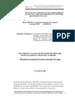 Artigo CGN Nichos de Mercado de Navios Mercantes