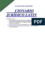 Diccionario Latin - G
