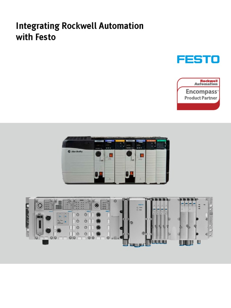Integrated Rockwell Automation Brochure (11 04