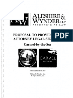 Aleshire & Wynder LLP Proposal_Redacted