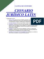 Diccionario Latin - H