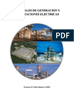 Centrales de Generacion y Subestaciones Electricas - Francisco H. Nunez Ramirez