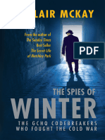 The Spies of Winter, The GHCQ Codebreakers Who Fought the Cold War