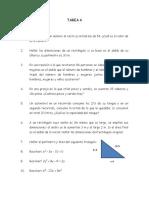 m1 - Tarea Semana 4 Ecuaciones de Primer y Segundo Grado Con Una Incognita (1)
