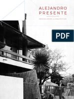 Alejandro Presente - Memoria Desde La Arquitectura