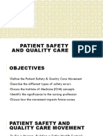 patient safety and quality care voppt for upload