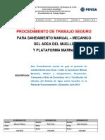 002 Pts-saneamiento de Muelle y Plataforma Fh-002