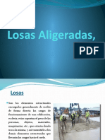 Losa Aligerada y Curado-Exposicion