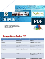 SIRS ONLINE.ppt