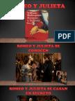 Diapositiva de Romeo y Julieta