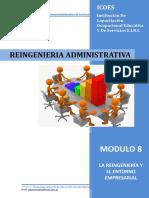 Módulo 8.La Reingeniería y El Entorno Empresarial