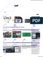 Arduino Andys Workshop