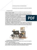 Banco de Pruebas MCI