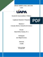 Legislacion Monetaria Y Financiera REPASO 1