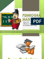 MATERI PEMROGRAMAN DASAR X.pptx