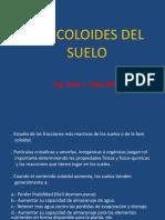 Coloides Del Suelo 7 2017