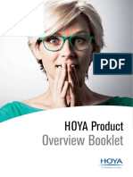 Online Hoyalens Product Overview Booklet