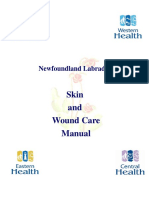 Wound Care Manual for Dianne Clements Final