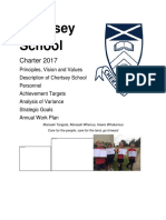 chertsey school charter 2017
