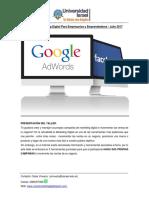 Curso Marketing Digital Redes Sociales Julio2017