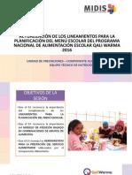 Actualizacion de Los Lineamientos Para La Planif Del Menu Escolar_dianamoreno
