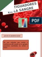 Amortiguadores de La Sangre