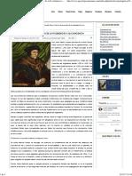 Apocalipsis Mariano - Tomás Moro Con La Fuerza de La Fe Obedeció a