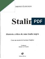 Stalin - História Crítica de Uma Lenda Negra