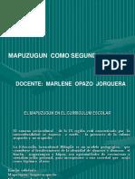 Mapuzugun Como Segunda Lengua