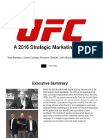 ufc strategic plans book