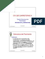 Carreteras II (Introduccion)