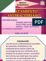 Trat. Antibacteriano Trabajo